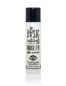 best under eye treatment for dark circles - Basic-Naturals