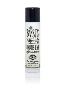 best under eye treatment for dark circles - Basic-Naturals
