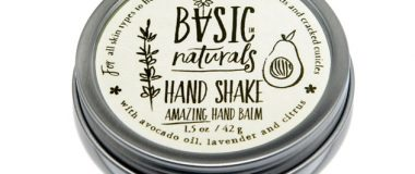 Best Hand Moisturizer for Dry Hands - Basic-Naturals