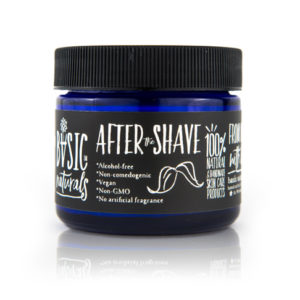 best aftershave natural Alcohol Free After Shave Moisturizing Cream - Basic-Naturals