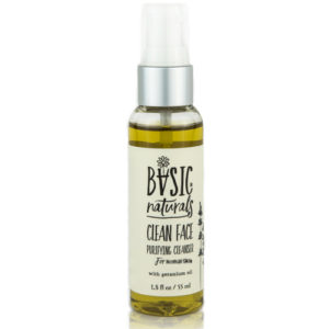 Best Facial Oil Cleanser - Basic-Naturals
