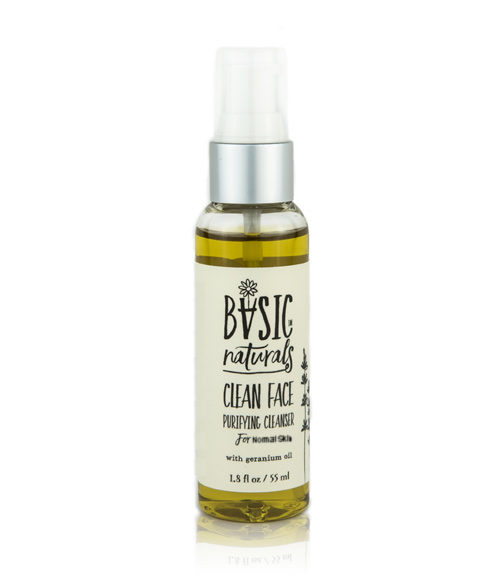 Best Facial Oil Cleanser - Basic-Naturals