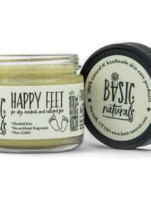 foot balm cracked heels - Basic-Naturals.com