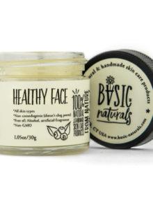 natural face moisturizer balm - Basic-Naturals