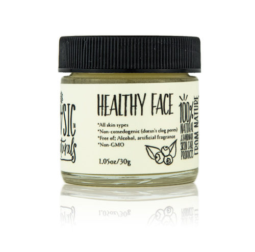 natural face moisturizer balm - Basic-Naturals