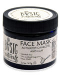 face mask activated charcoal - basic-naturals