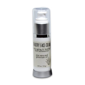 healthy face anti-aging cream, basic-naturals