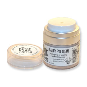 Healthy Face Cream - Anti-Aging Face Moisturizer - anti-aging face moisturizer - basic-naturals