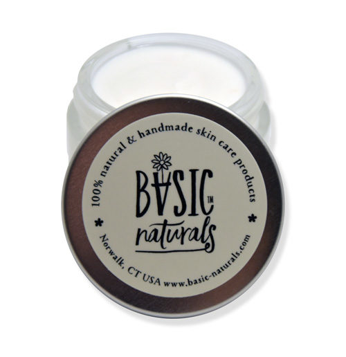 Healthy Face Cream - Anti-Aging Face Moisturizer - organic face moisturizer - basic-naturals