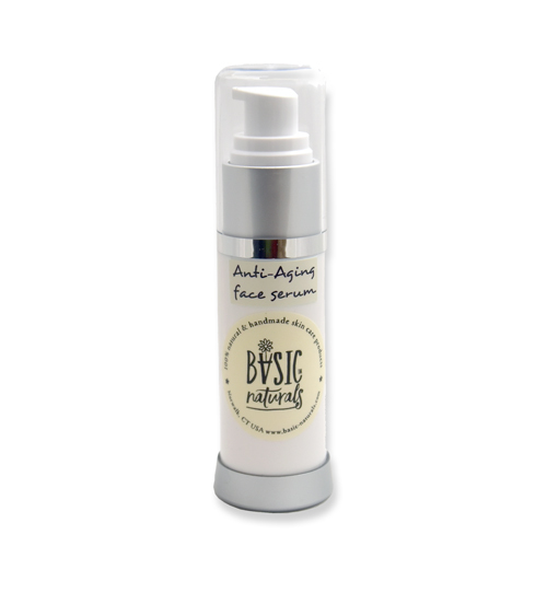 Anti-Aging face serum - basic-naturals