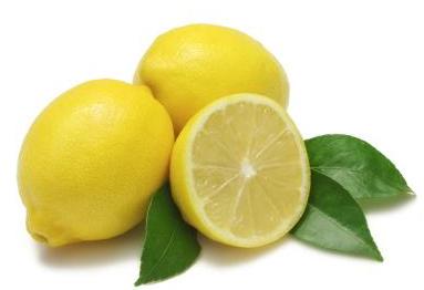 natural lemon hand sanitizer - basic-naturals