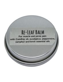Comfrey balm for muscle and joints pain - Basic-Naturals
