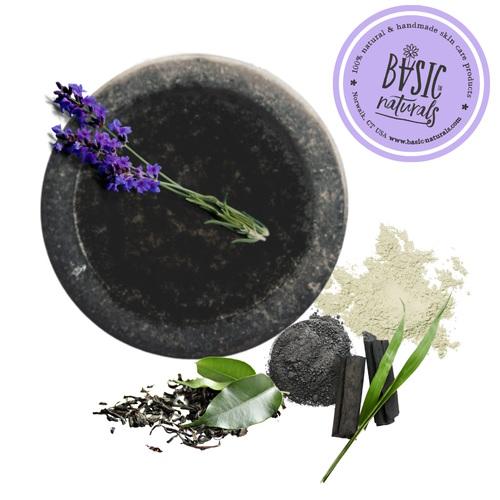 Natural Face mask Powder - Basic-Naturals